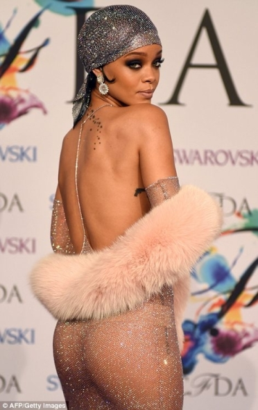 rihannas-daring-dress